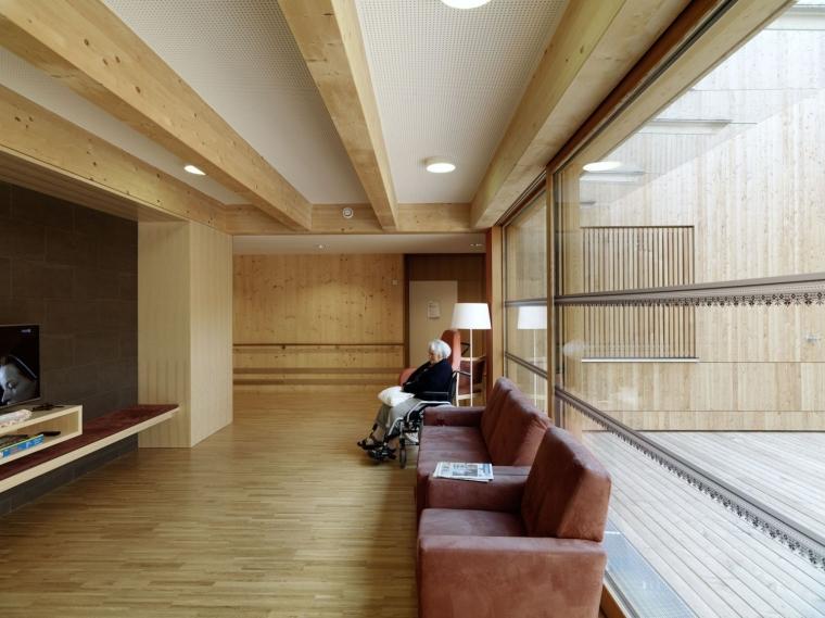 奥地利彼得罗塞格尔疗养院内部局-奥地利彼得罗塞格尔疗养院第18张图片