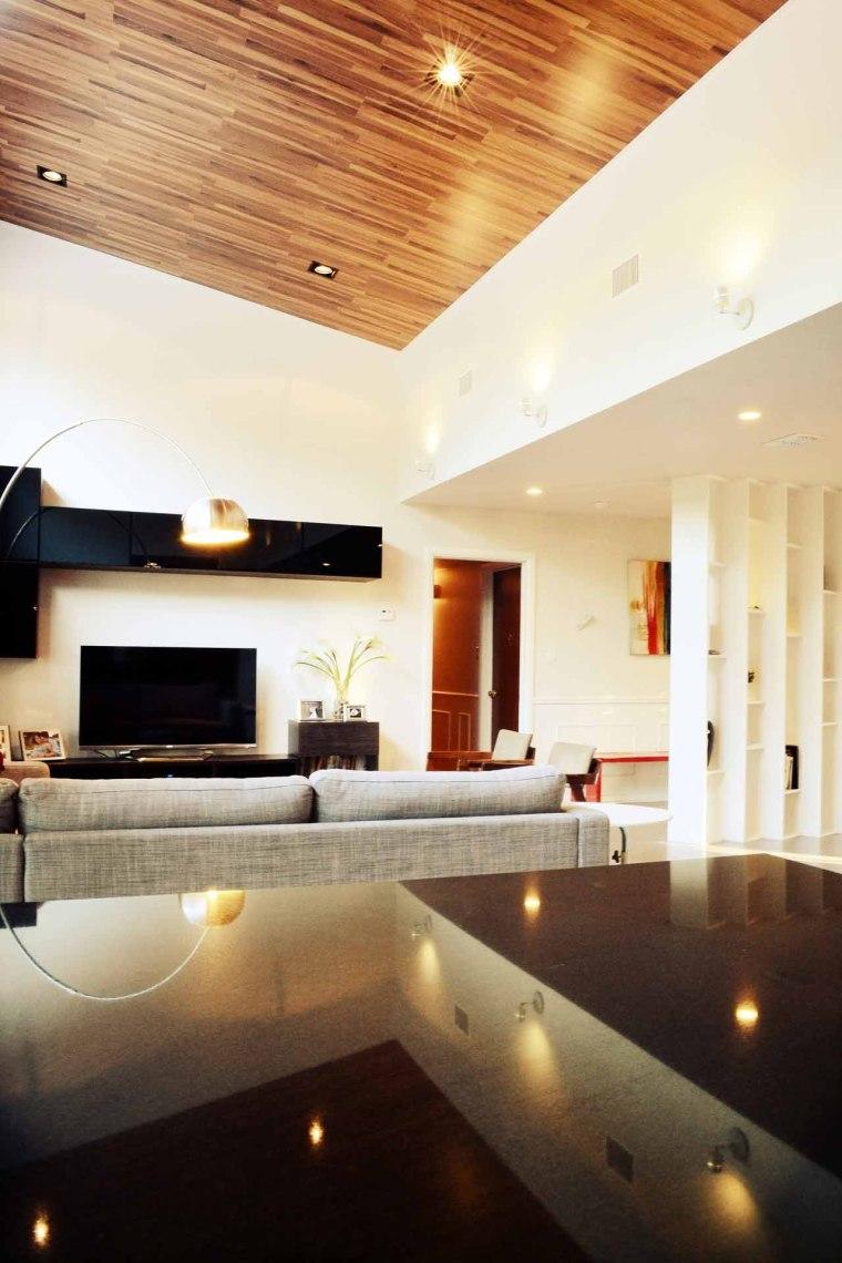 美国韦斯特韦别墅内部客厅实景图-美国韦斯特韦别墅第21张图片