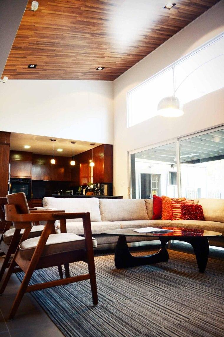 美国韦斯特韦别墅内部客厅实景图-美国韦斯特韦别墅第23张图片