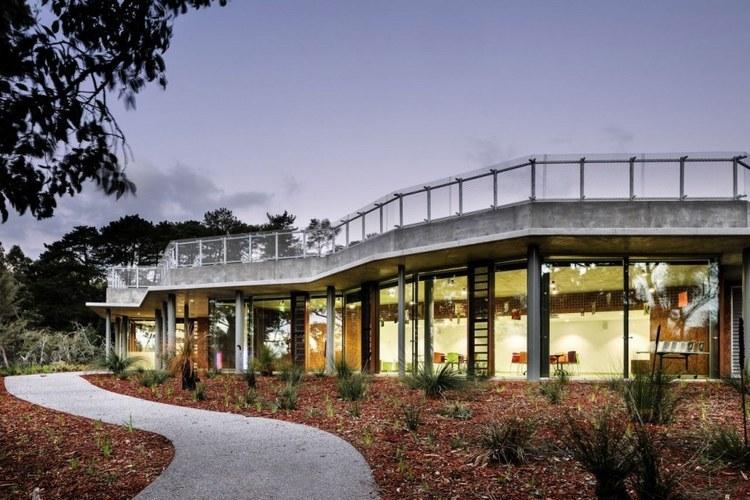 澳大利亚国王公园活动中心外部夜-澳大利亚国王公园活动中心第10张图片