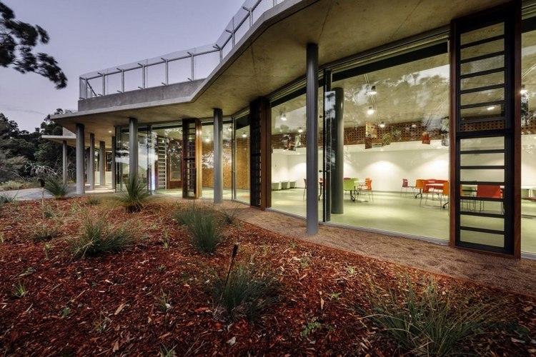 澳大利亚国王公园活动中心外部夜-澳大利亚国王公园活动中心第9张图片