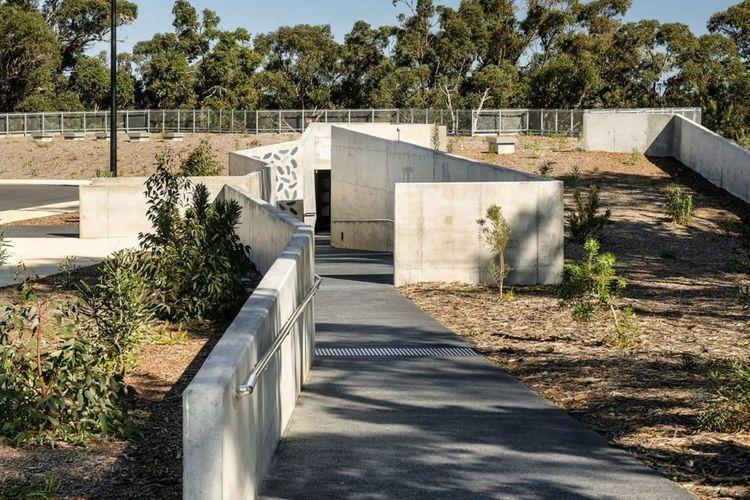 澳大利亚国王公园活动中心外部局-澳大利亚国王公园活动中心第2张图片