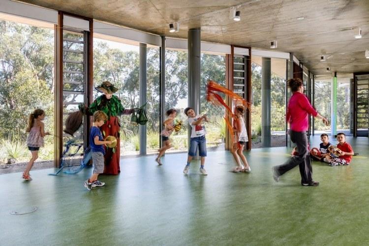 澳大利亚国王公园活动中心内部实-澳大利亚国王公园活动中心第3张图片