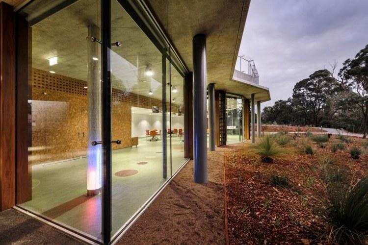 澳大利亚国王公园活动中心外部夜-澳大利亚国王公园活动中心第8张图片