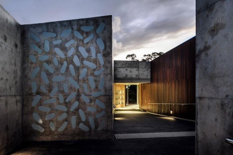 澳大利亚国王公园活动中心外部夜-澳大利亚国王公园活动中心第7张图片