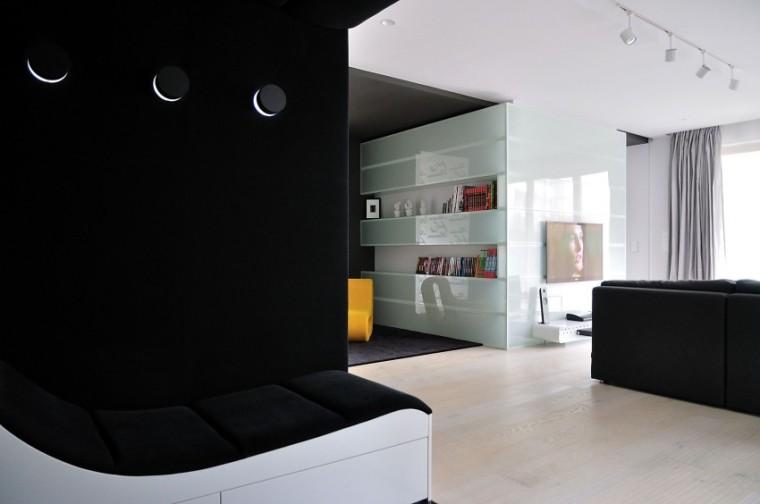波兰的圆顶公寓室内实景图-波兰的圆顶公寓第2张图片