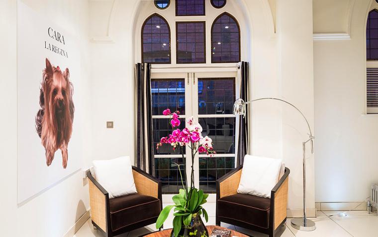 英国一间教堂改造成的现代住宅室-英国一间教堂改造成的现代住宅第8张图片