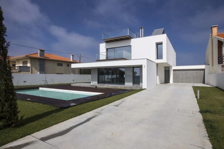 葡萄牙VA别墅外部实景图-葡萄牙VA别墅第4张图片