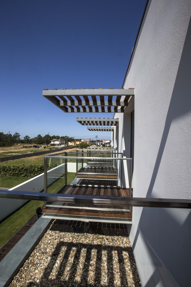 葡萄牙VA别墅外部局部实景图-葡萄牙VA别墅第6张图片