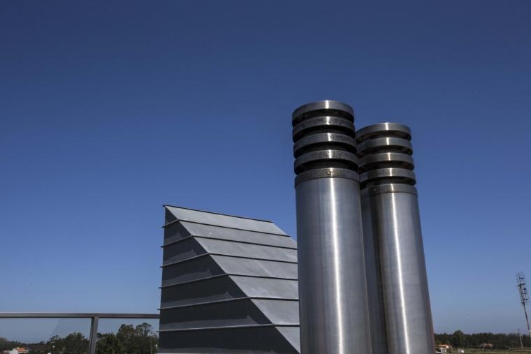 葡萄牙VA别墅外部局部实景图-葡萄牙VA别墅第7张图片
