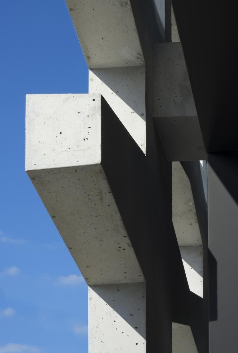 德国纽特拉大楼外部细节实景图-德国纽特拉大楼第16张图片