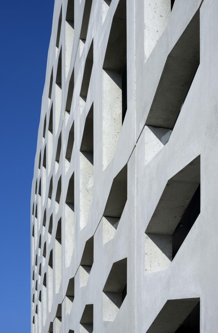 德国纽特拉大楼外部细节实景图-德国纽特拉大楼第18张图片