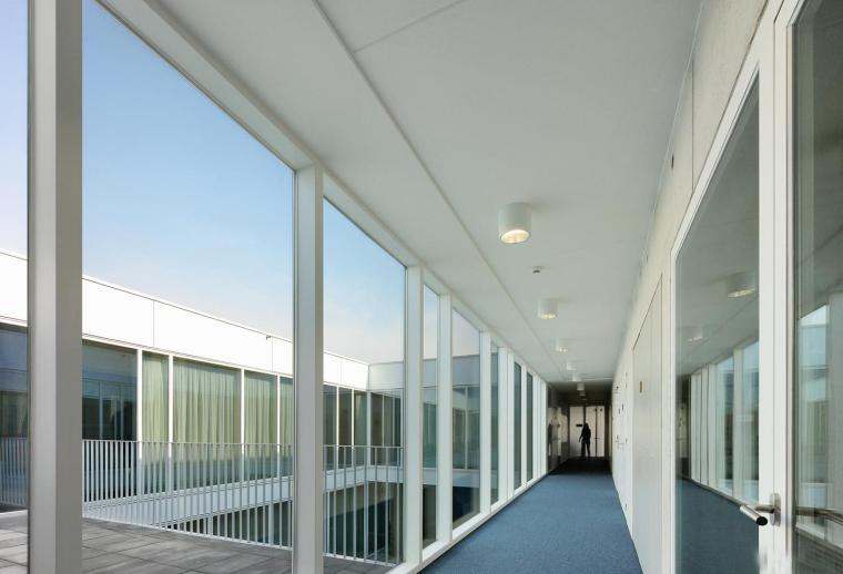比利时布鲁日警察局内部实景图-比利时布鲁日警察局第13张图片