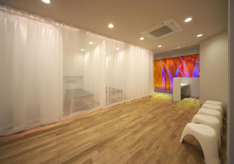 日本光影诊所内部过道实景图-日本光影诊所第8张图片