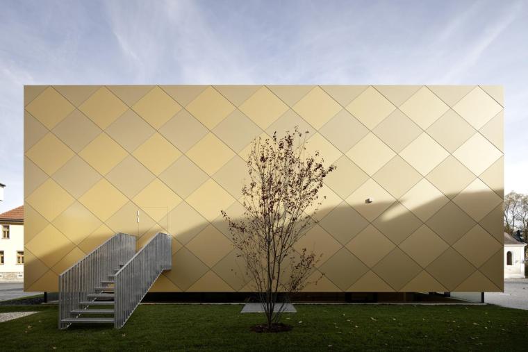 奥地利茨韦特尔音乐协会外部侧面-奥地利茨韦特尔音乐协会第6张图片