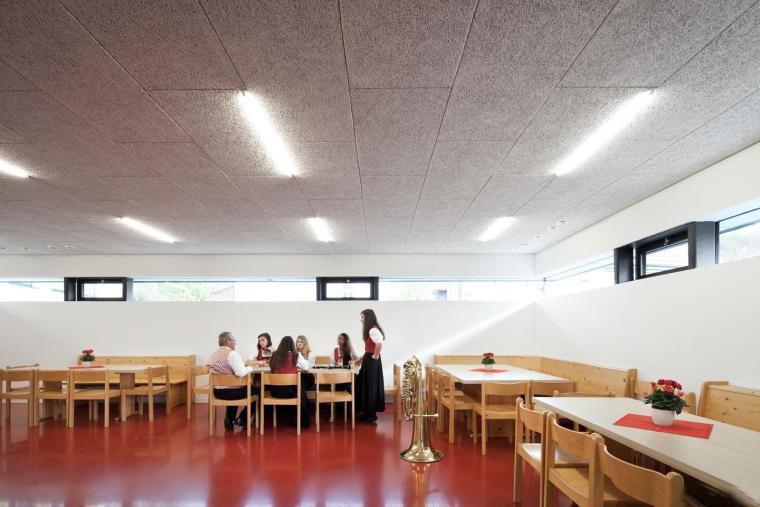 奥地利茨韦特尔音乐协会内部实景-奥地利茨韦特尔音乐协会第10张图片
