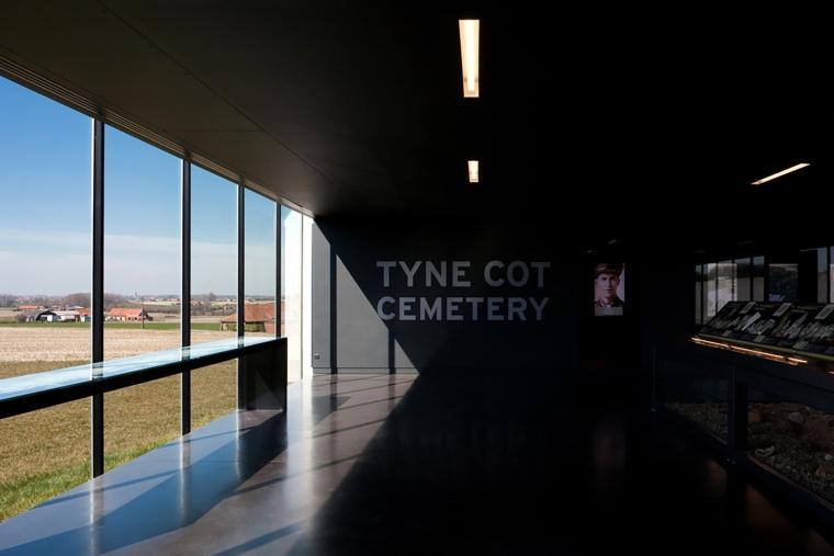 比利时TyneCot墓地入口-比利时Tyne Cot墓地入口内部实景-比利时Tyne Cot墓地入口第18张图片