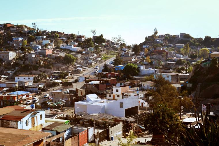 墨西哥CasadelasIdeas图书馆-墨西哥Casa de las Ideas图书馆外-墨西哥Casa de las Ideas图书馆第2张图片