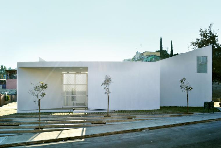 墨西哥CasadelasIdeas图书馆-墨西哥Casa de las Ideas图书馆外-墨西哥Casa de las Ideas图书馆第5张图片