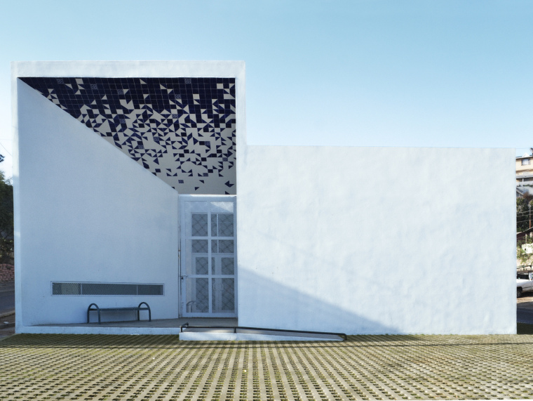墨西哥Casa de las Ideas图书馆