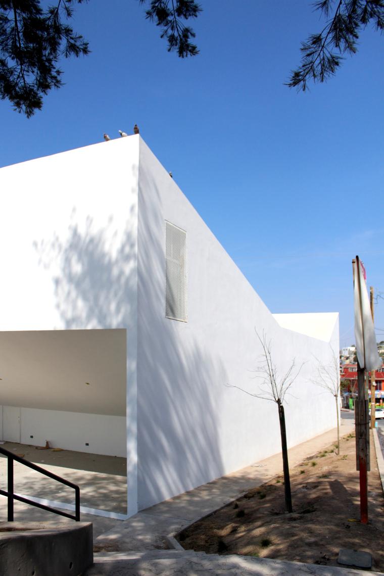 墨西哥CasadelasIdeas图书馆-墨西哥Casa de las Ideas图书馆外-墨西哥Casa de las Ideas图书馆第9张图片