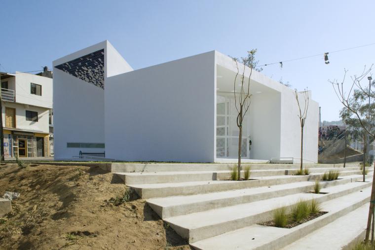 墨西哥CasadelasIdeas图书馆-墨西哥Casa de las Ideas图书馆外-墨西哥Casa de las Ideas图书馆第6张图片