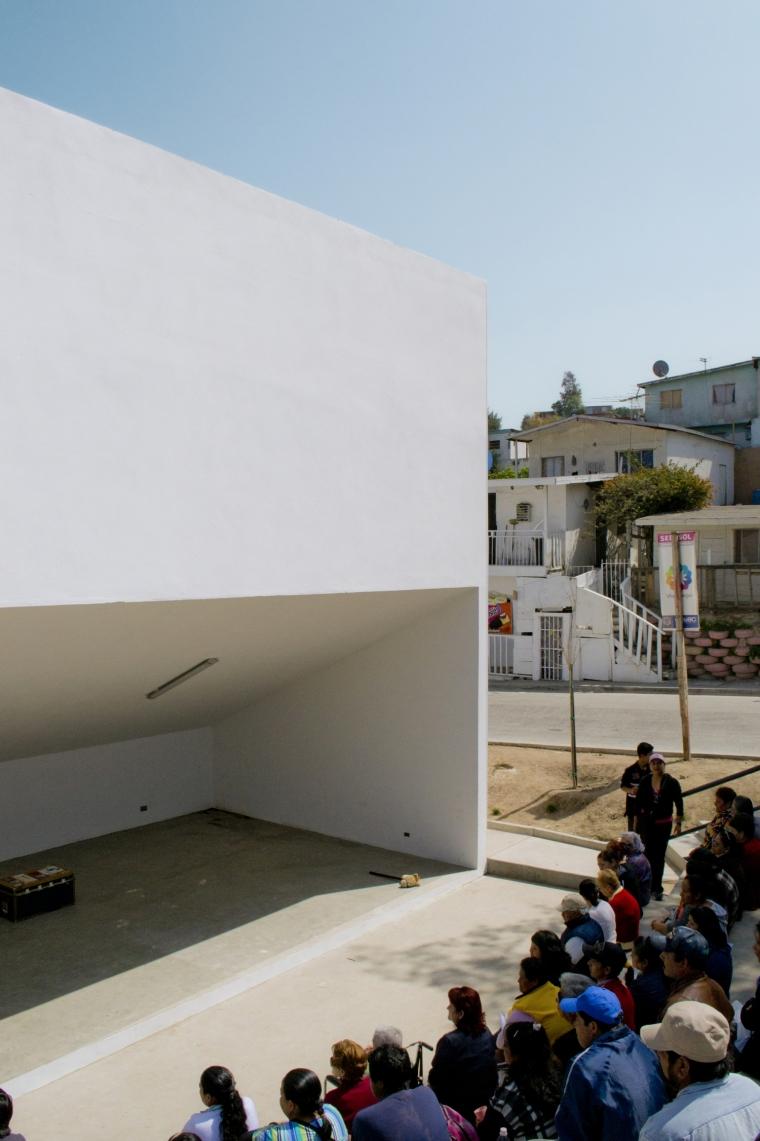 墨西哥CasadelasIdeas图书馆-墨西哥Casa de las Ideas图书馆外-墨西哥Casa de las Ideas图书馆第13张图片