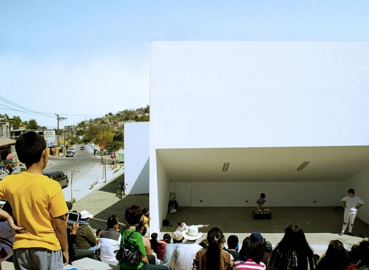 墨西哥CasadelasIdeas图书馆-墨西哥Casa de las Ideas图书馆外-墨西哥Casa de las Ideas图书馆第16张图片