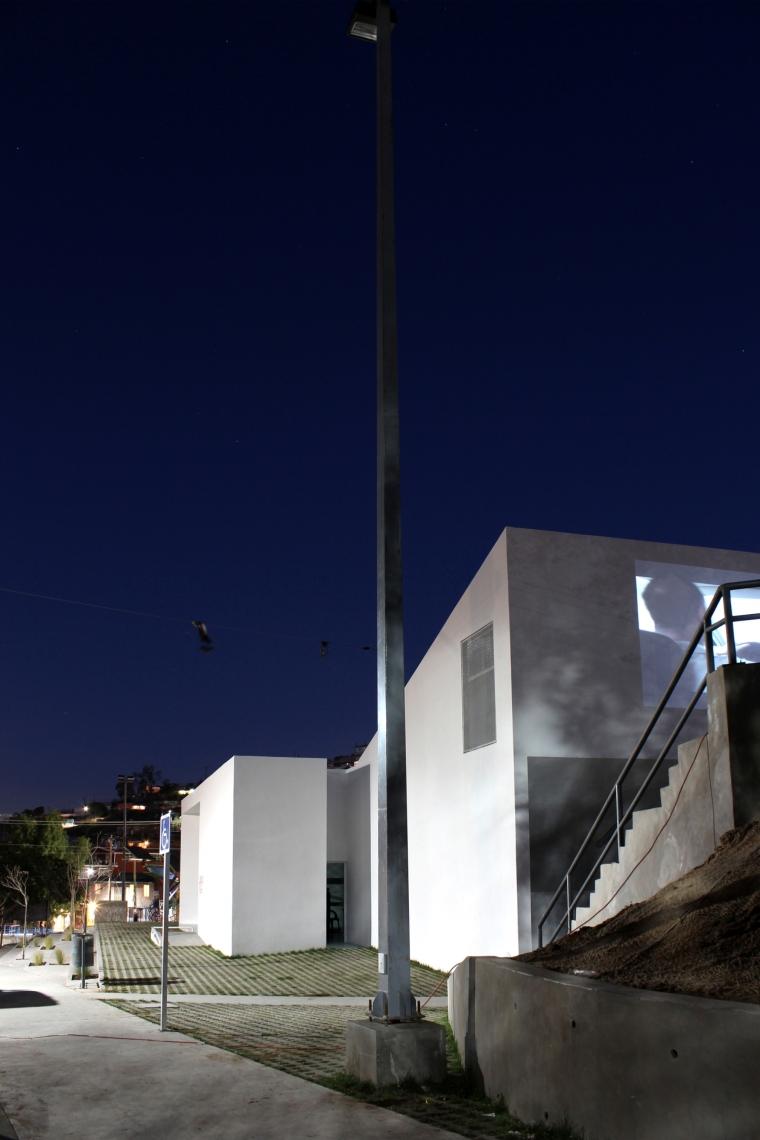 墨西哥CasadelasIdeas图书馆-墨西哥Casa de las Ideas图书馆外-墨西哥Casa de las Ideas图书馆第17张图片