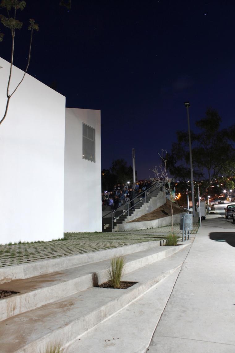 墨西哥CasadelasIdeas图书馆-墨西哥Casa de las Ideas图书馆外-墨西哥Casa de las Ideas图书馆第18张图片