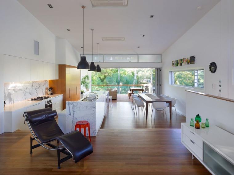 澳大利亚的开放式住宅