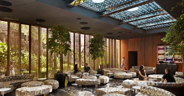 美国DreamDowntown酒店-美国Dream Downtown酒店室内大厅-美国Dream Downtown酒店第8张图片