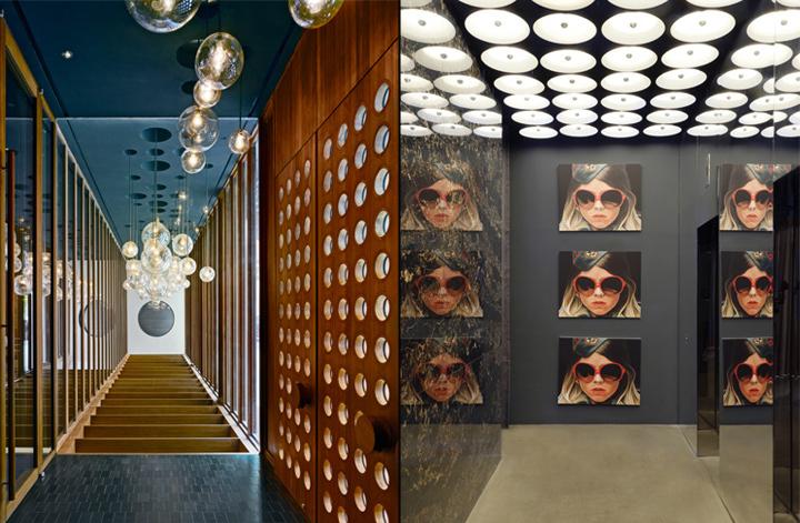 美国DreamDowntown酒店-美国Dream Downtown酒店室内局部-美国Dream Downtown酒店第9张图片