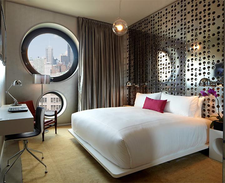 美国DreamDowntown酒店-美国Dream Downtown酒店室内客房-美国Dream Downtown酒店第11张图片