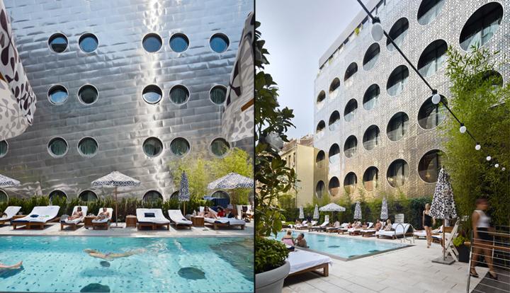 美国DreamDowntown酒店-美国Dream Downtown酒店外部实景-美国Dream Downtown酒店第3张图片
