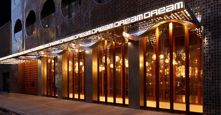美国DreamDowntown酒店-美国Dream Downtown酒店外部夜景-美国Dream Downtown酒店第17张图片