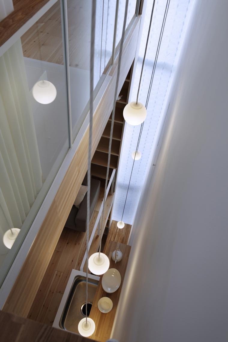 日本白色椴树公寓内部局部实景图-日本白色椴树公寓第6张图片