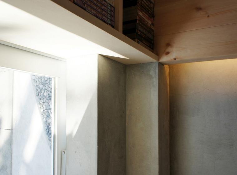 日本白色椴树公寓内部局部实景图-日本白色椴树公寓第8张图片