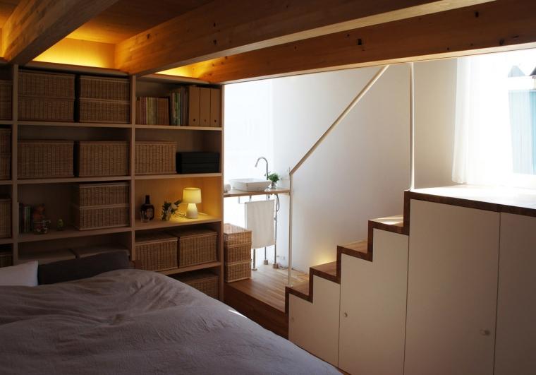 日本白色椴树公寓内部局部实景图-日本白色椴树公寓第9张图片