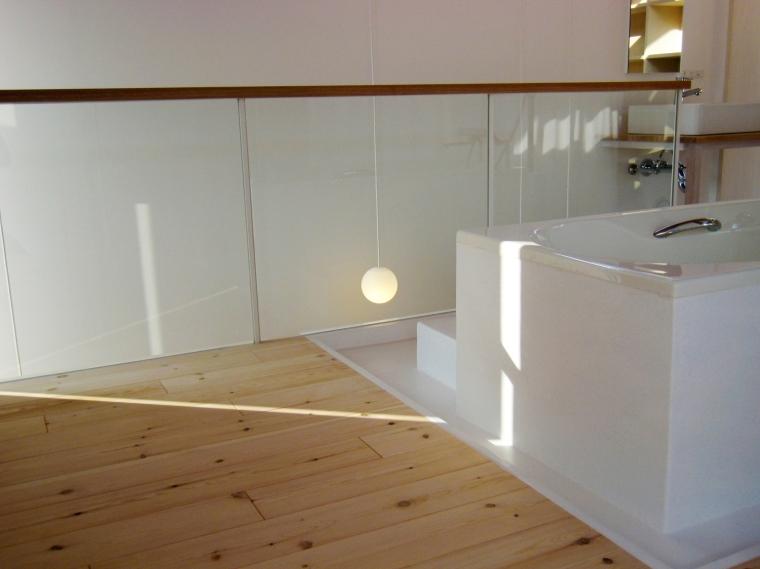 日本白色椴树公寓内部实景图-日本白色椴树公寓第10张图片