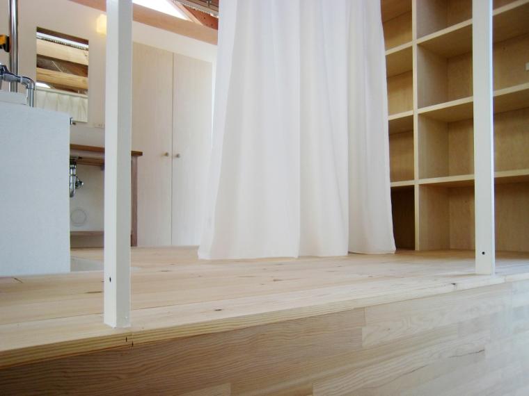 日本白色椴树公寓内部实景图-日本白色椴树公寓第11张图片