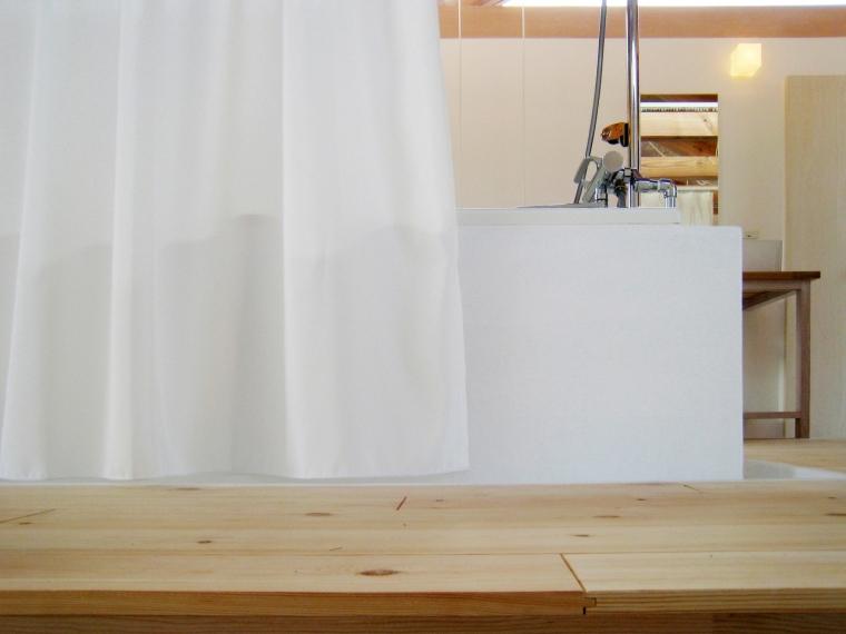日本白色椴树公寓内部实景图-日本白色椴树公寓第12张图片