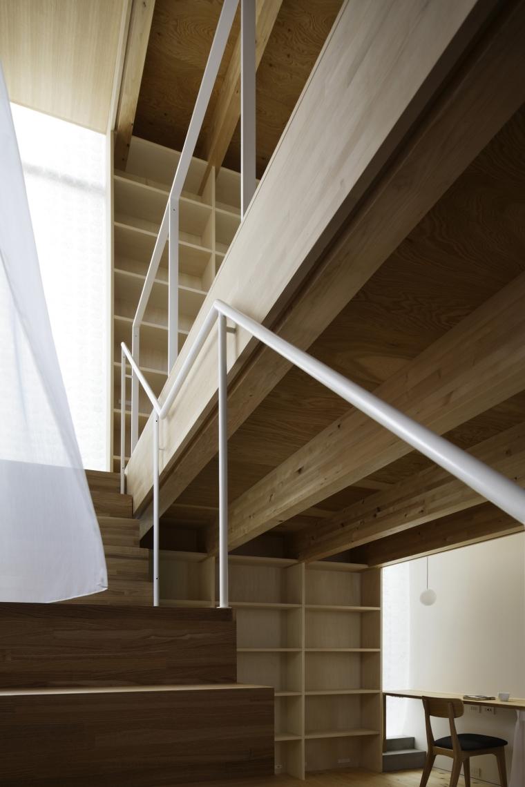 日本白色椴树公寓内部细节实景图-日本白色椴树公寓第15张图片