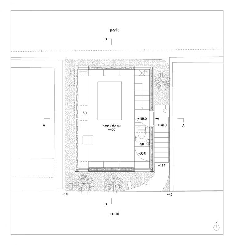 日本白色椴树公寓平面图-日本白色椴树公寓第20张图片