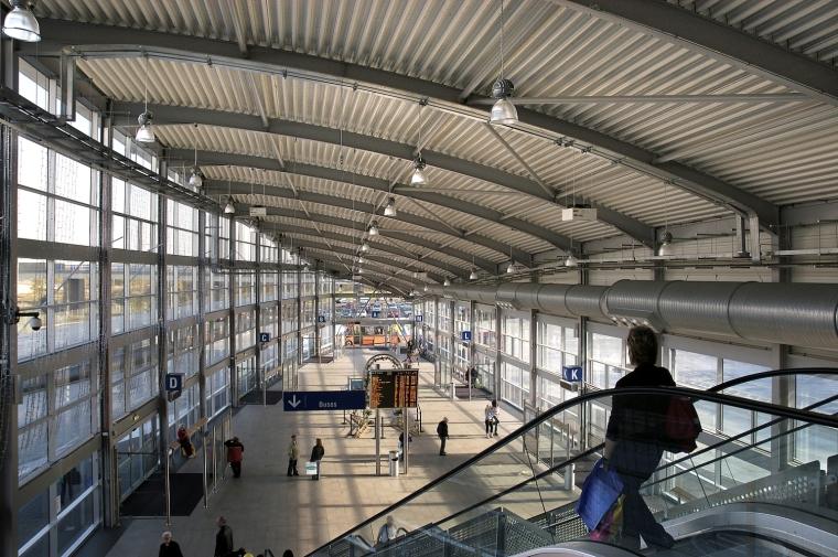 盖茨黑德城铁中心内部局部实景图-盖茨黑德城铁中心第6张图片