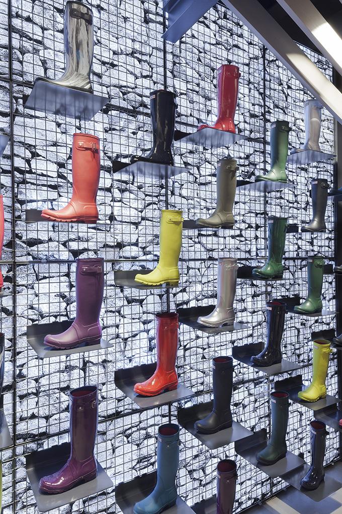 英国HunterBoots旗舰店-英国Hunter Boots旗舰店室内局部-英国Hunter Boots旗舰店第3张图片
