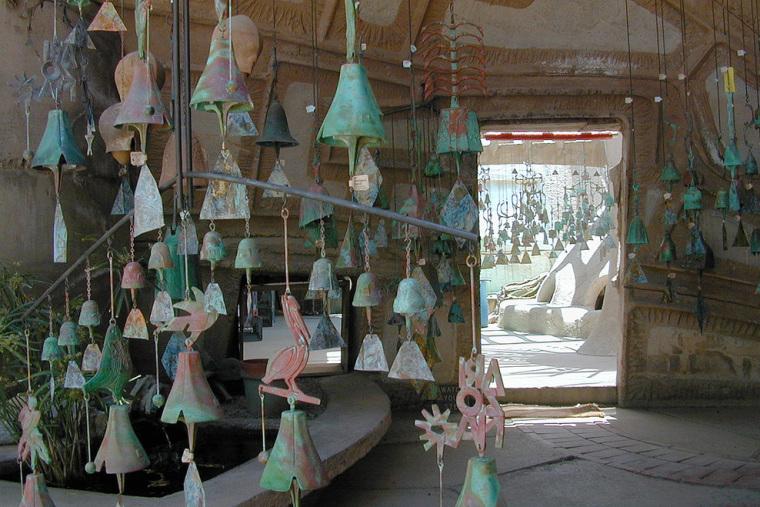 美国科山堤私人工作室内部实景图-美国科山堤私人工作室景观第7张图片