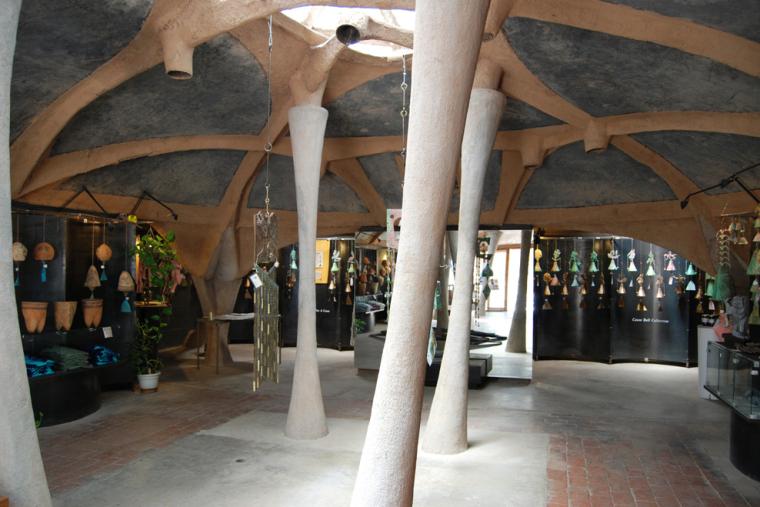 美国科山堤私人工作室内部实景图-美国科山堤私人工作室景观第6张图片