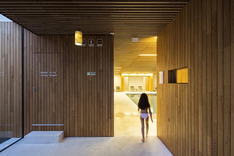 葡萄牙新米尼奥酒店内部过道实景-葡萄牙新米尼奥酒店第16张图片
