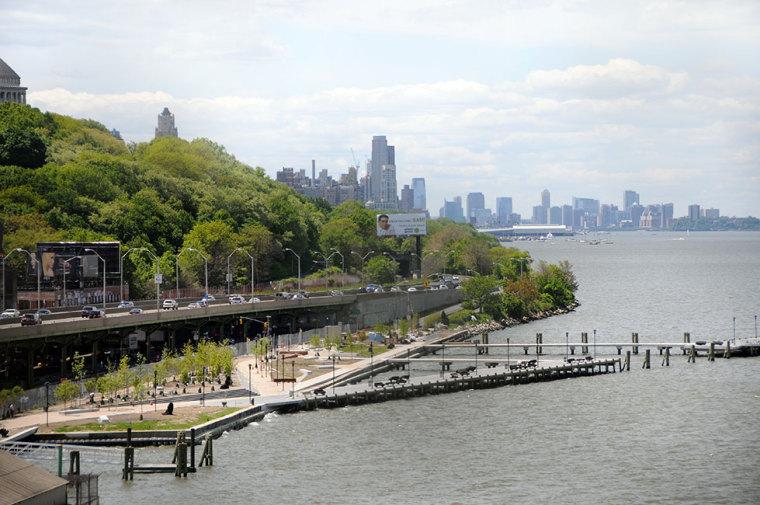 美国西哈莱姆码头公园外部实景图-美国西哈莱姆码头公园第2张图片